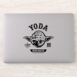 Yoda Grand Master Emblem Sticker