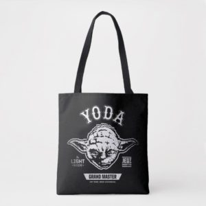 Yoda Grand Master Emblem Tote Bag
